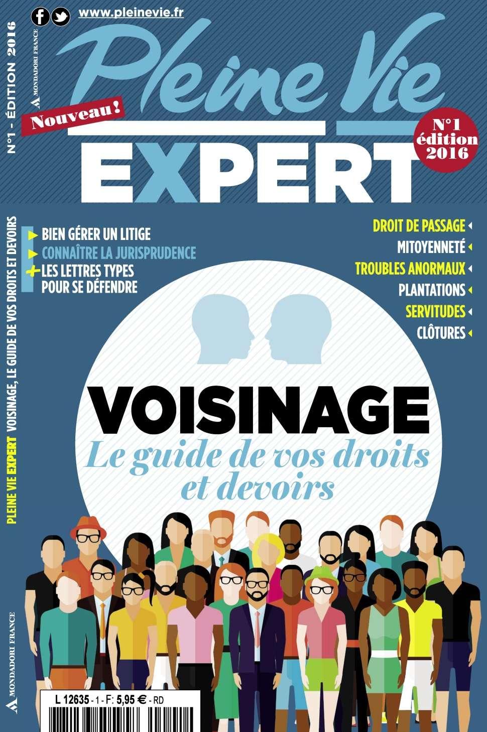 Pleine Vie Expert 1 - Edition 2016