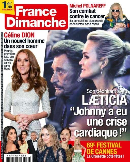France Dimanche 3638 - 20 au 26 Mai 2016