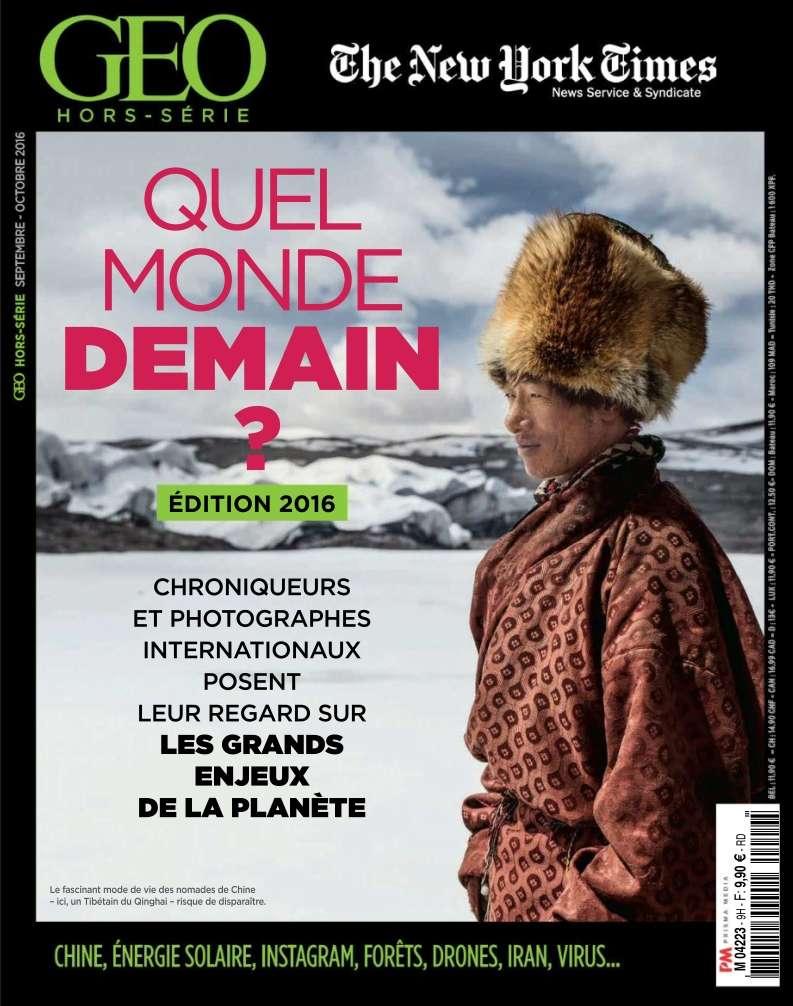 Géo Hors-Série - Septembre/Octobre 2016