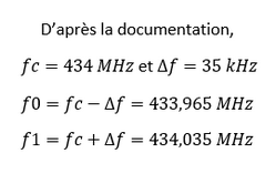 Calcul f0 f1