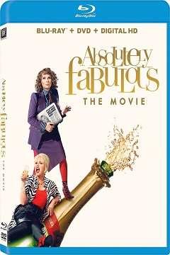 Absolutely Fabulous: The Movie - 2016 BluRay (720p - 1080p) DuaL MKV indir
