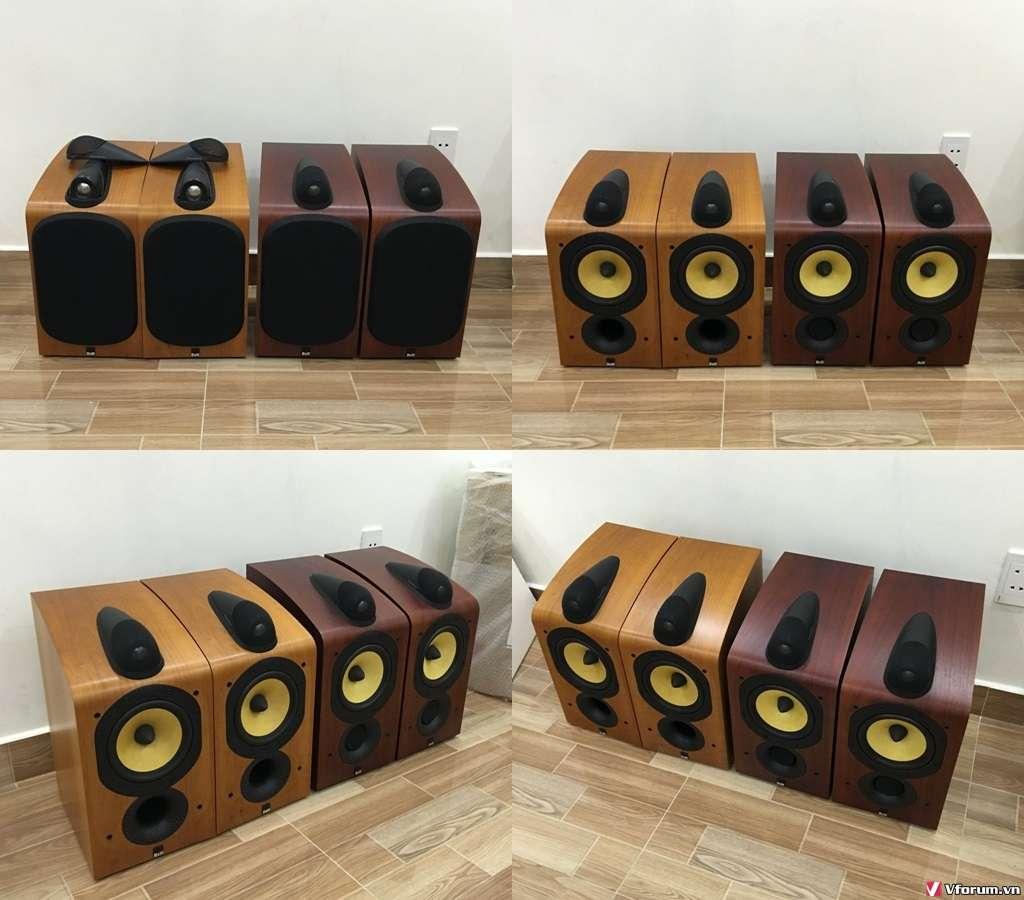 NGUYỄN PHÚC 1966: shop AUDIO Loa Amp. CD - 6