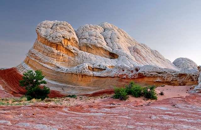 White Pocket - Vermilion Cliffs