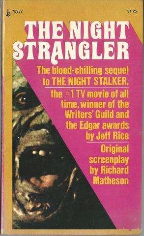 The Night Strangler, Jeff Rice