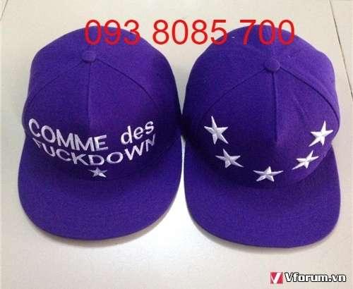 Nhà cung cấp nón in & thêu logo theo yêu cầu,mẫu mã và chất liệu đa dạng,quà tặng nón cao cấp giá rẻ