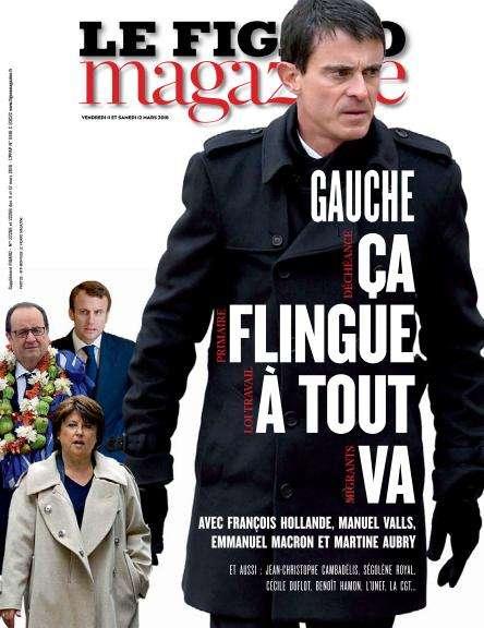 Le Figaro Magazine - 11 Mars 2016