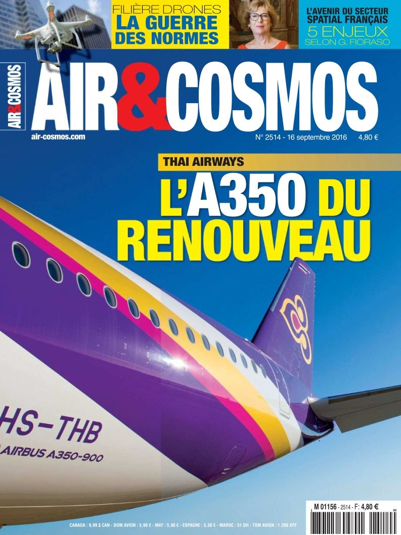 Air & Cosmos - 16 Septembre 2016