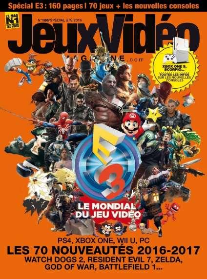 Jeux Vidéo Magazine - Spécial Été 2016