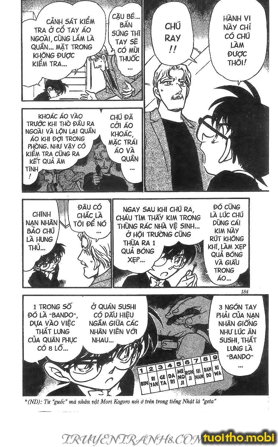 conan chương 295 trang 9