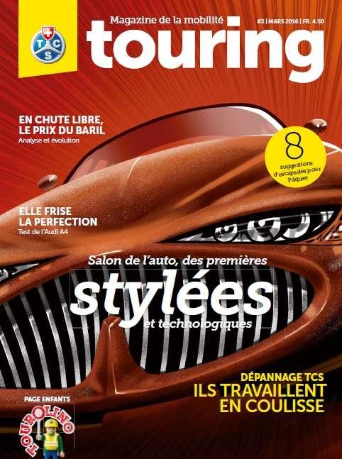 Touring Magazine - Mars 2016