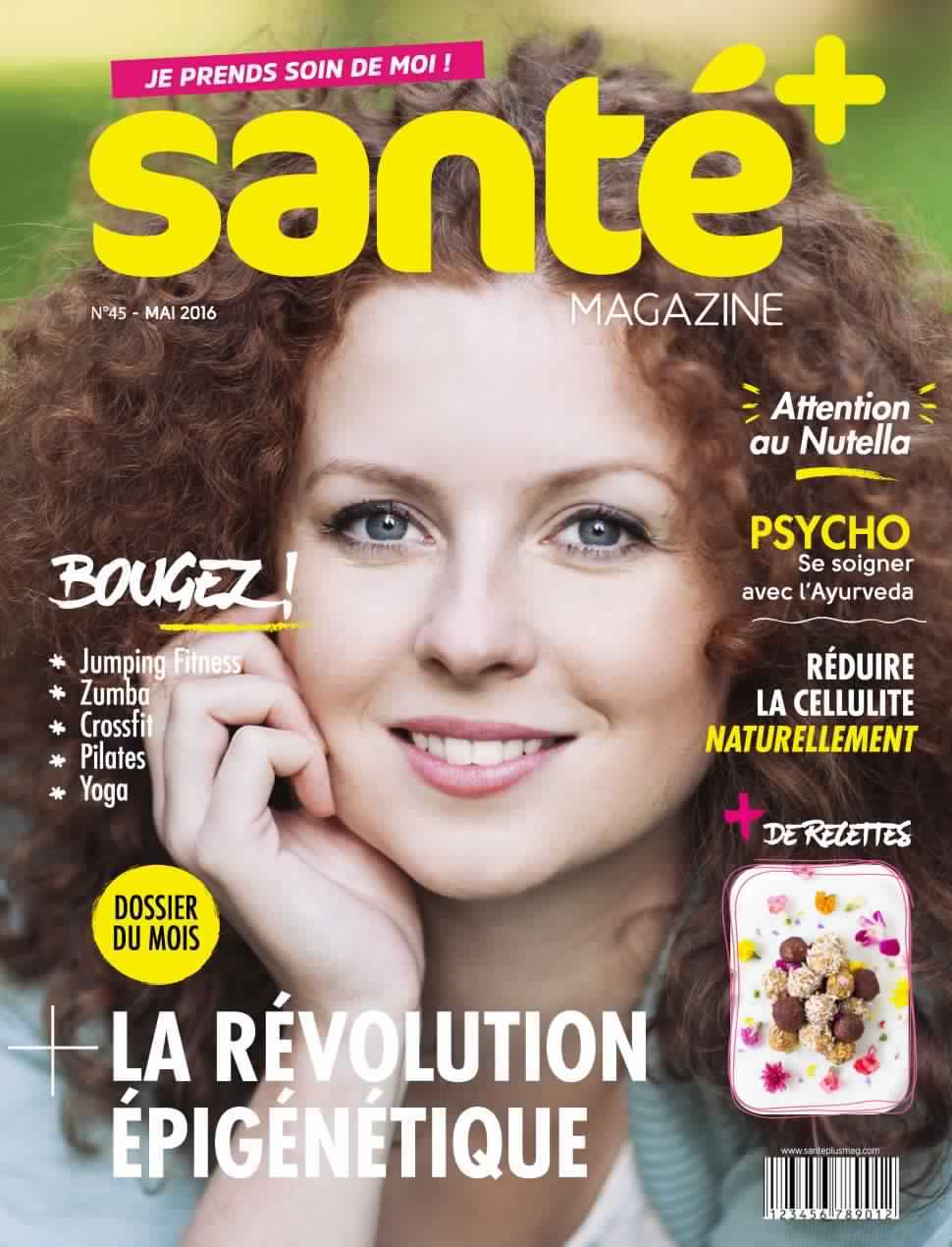 Santé + 45 - Mai 2016