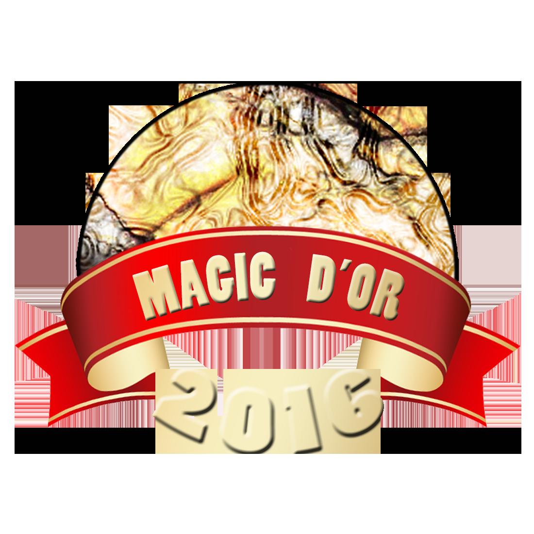 Magic D'or 2016