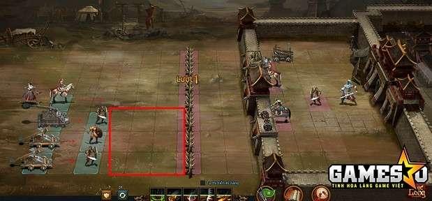 Người chơi linh động thay đổi chiến thuật
