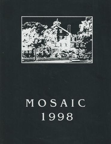 Mosaic 1998 Moses Brown School Providence Rhode Island Yearbook, Mosaic Class of 1998