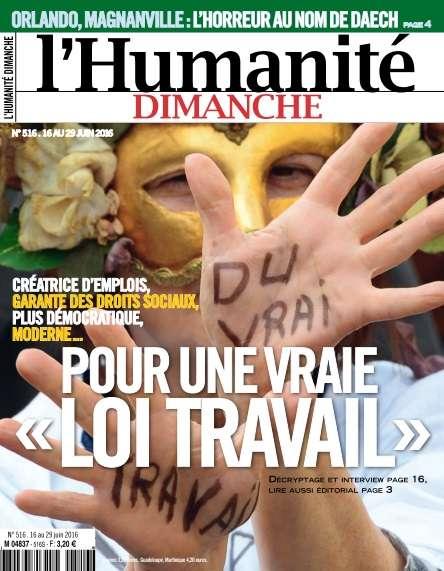 France Dimanche - 17 au 23 Juin 2016