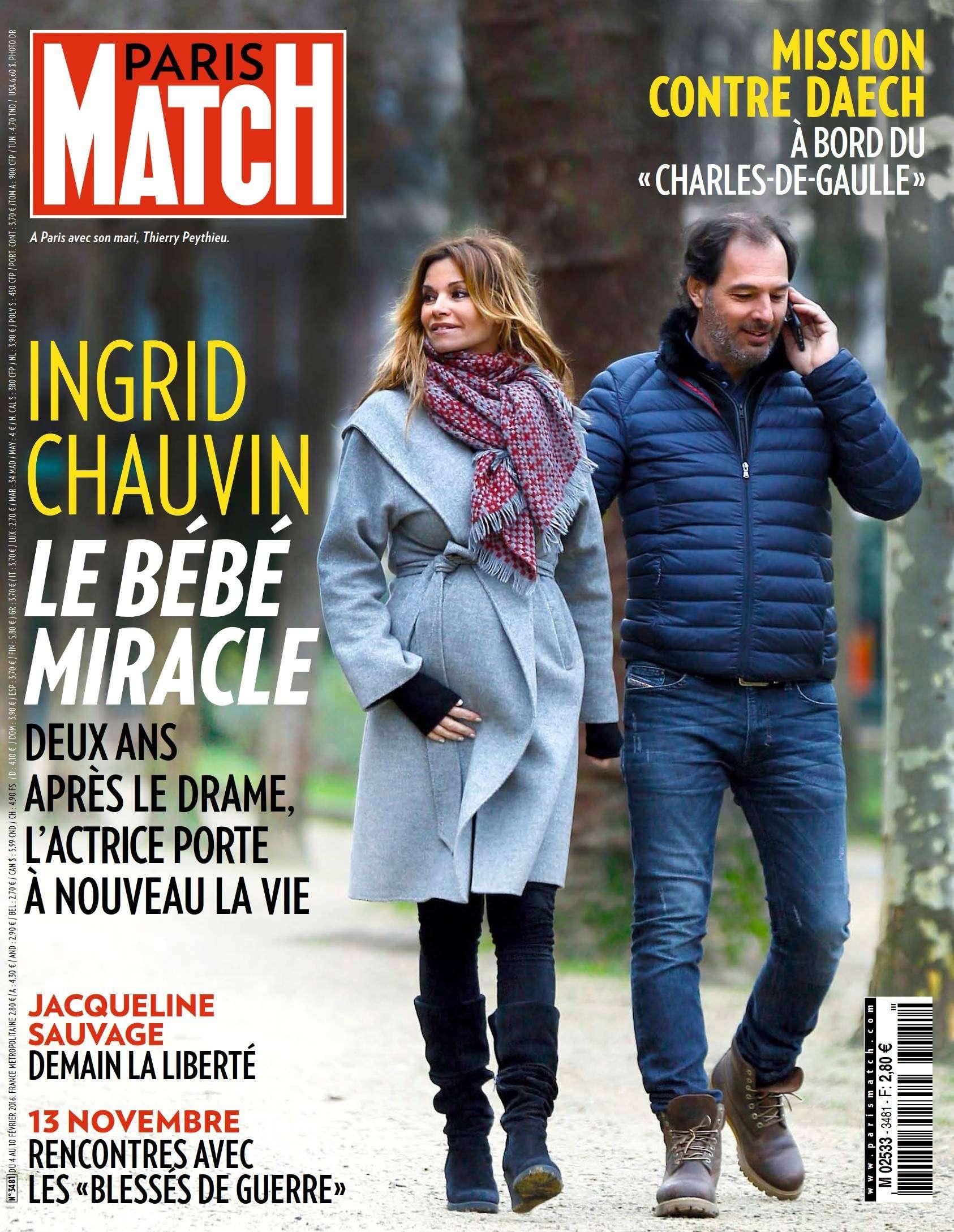 Paris Match 3481 – 4 au 10 Février 2016