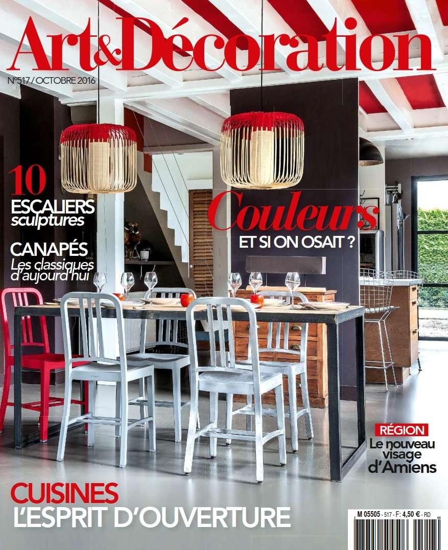 Art & Décoration - Octobre 2016