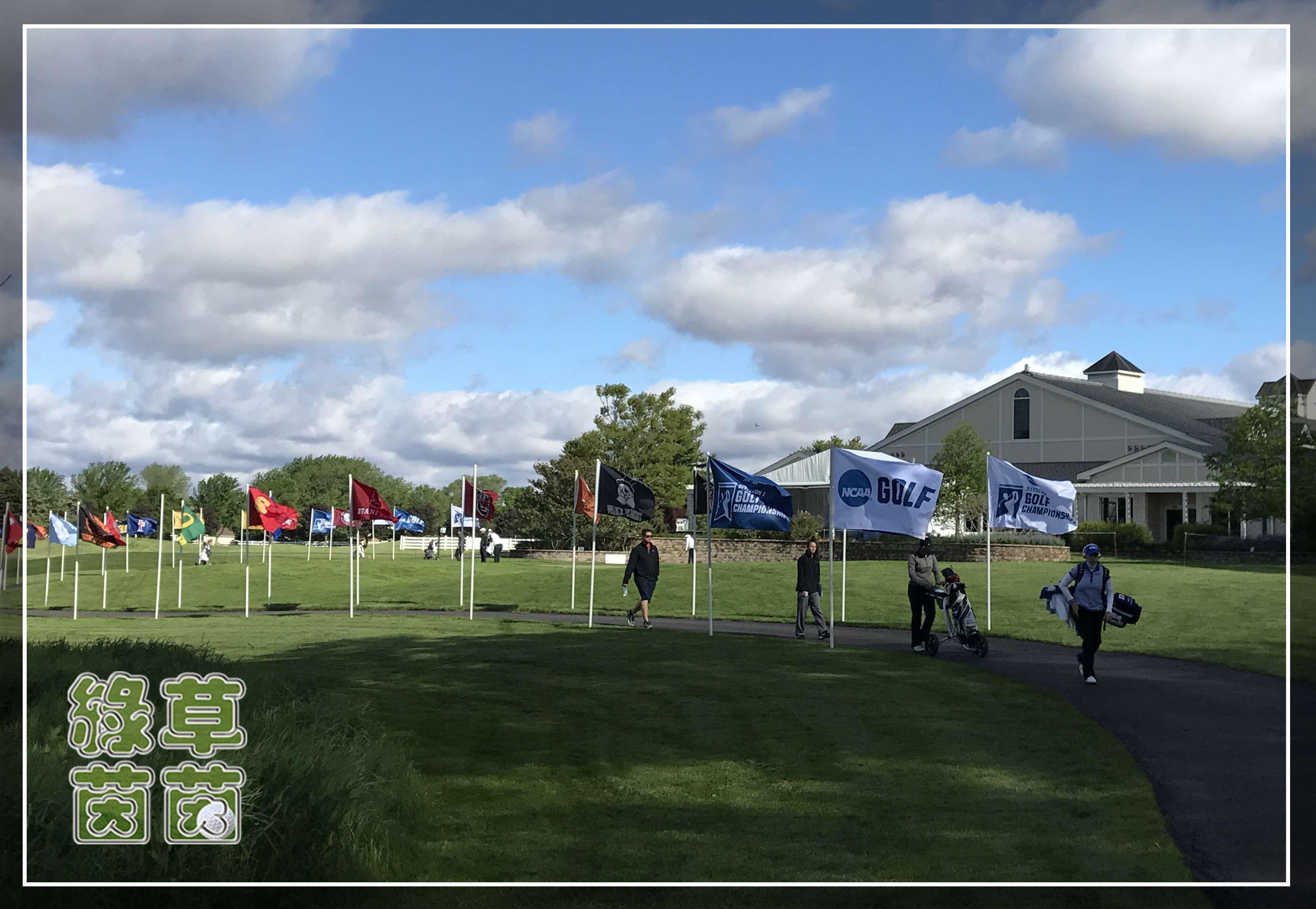 全美大学NCAA女子高尔夫锦标赛