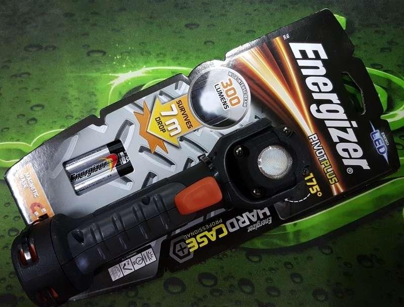 energizer vision hd flashlight instructions
