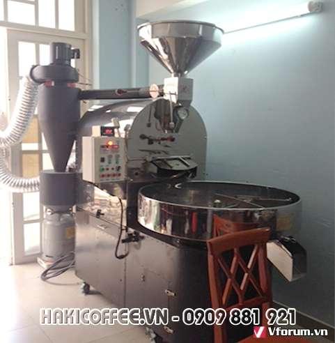 Bán máy rang cà phê
