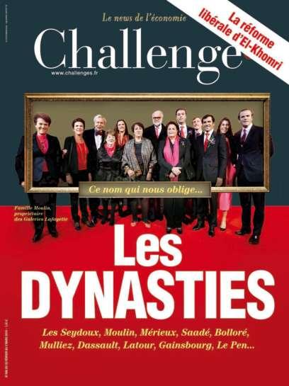 Challenges 466 - 25 Février au 2 Mars 2016