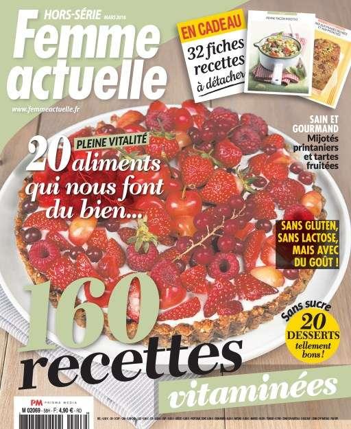 Femme Actuelle Hors-Série 73 - Mars 2016