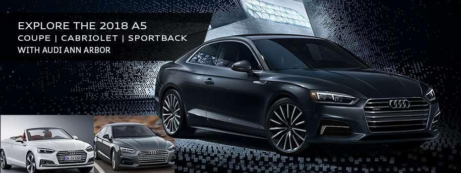 Audi A5 Coupe | Cabriolet | Sportback Model Overview