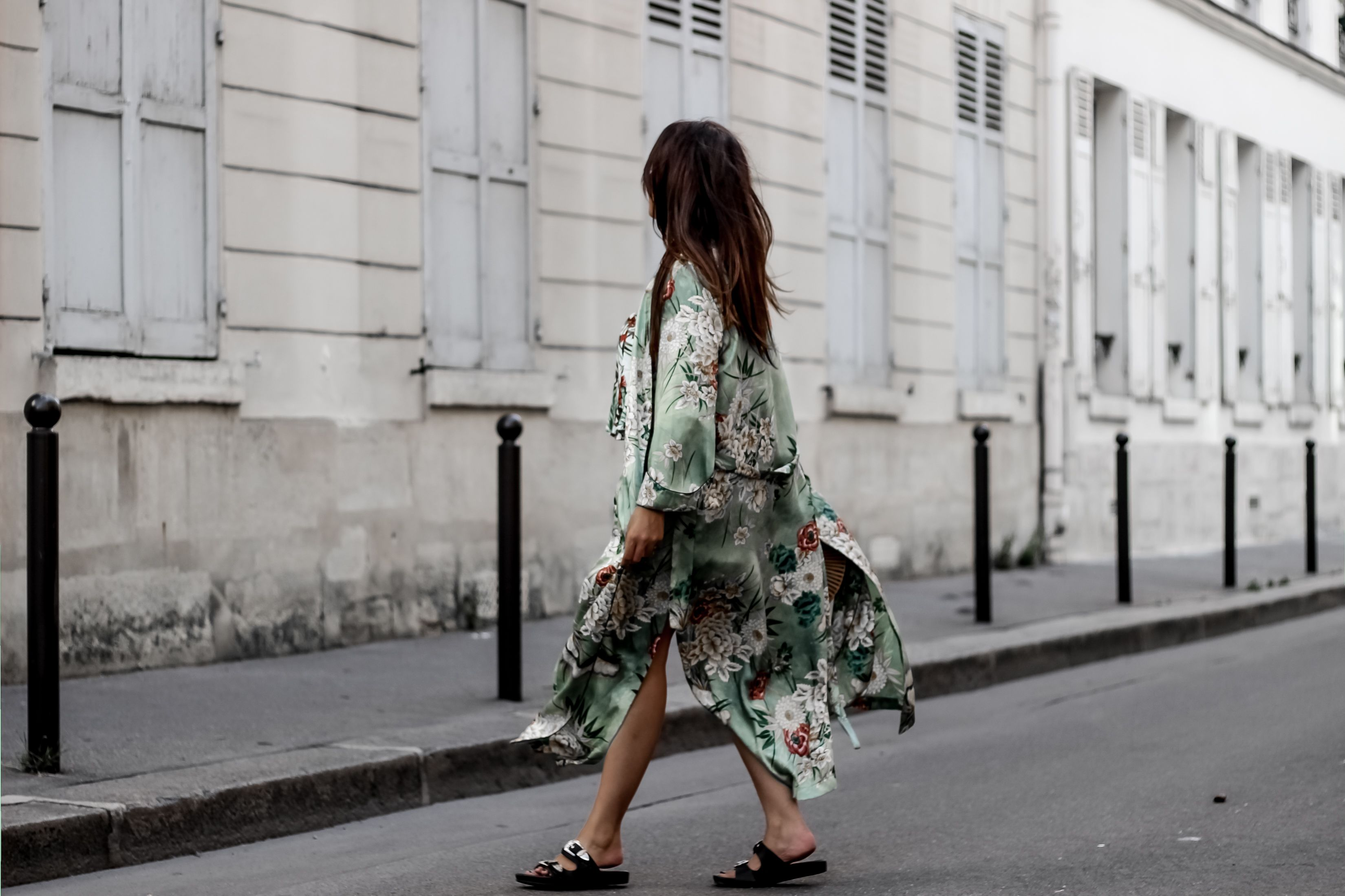 top off shoulder, the green ananas, blog mode, top bardot, shein, cult gaia, sac bambo, sandales boucles, paris, blogueuse mode, fashion blogger, french blogger, flowers