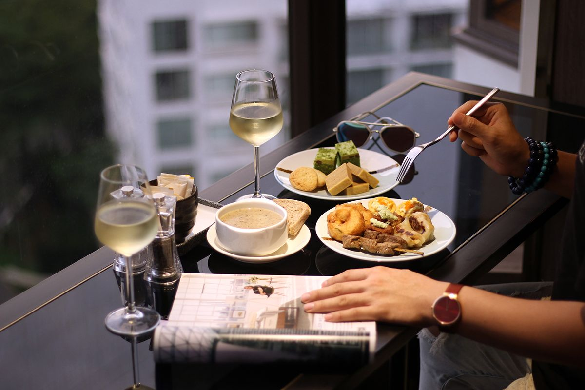 Singapore Staycation Hotel Jen Tanglin