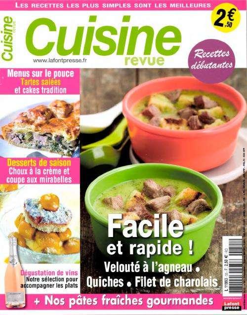 Cuisine Revue 55