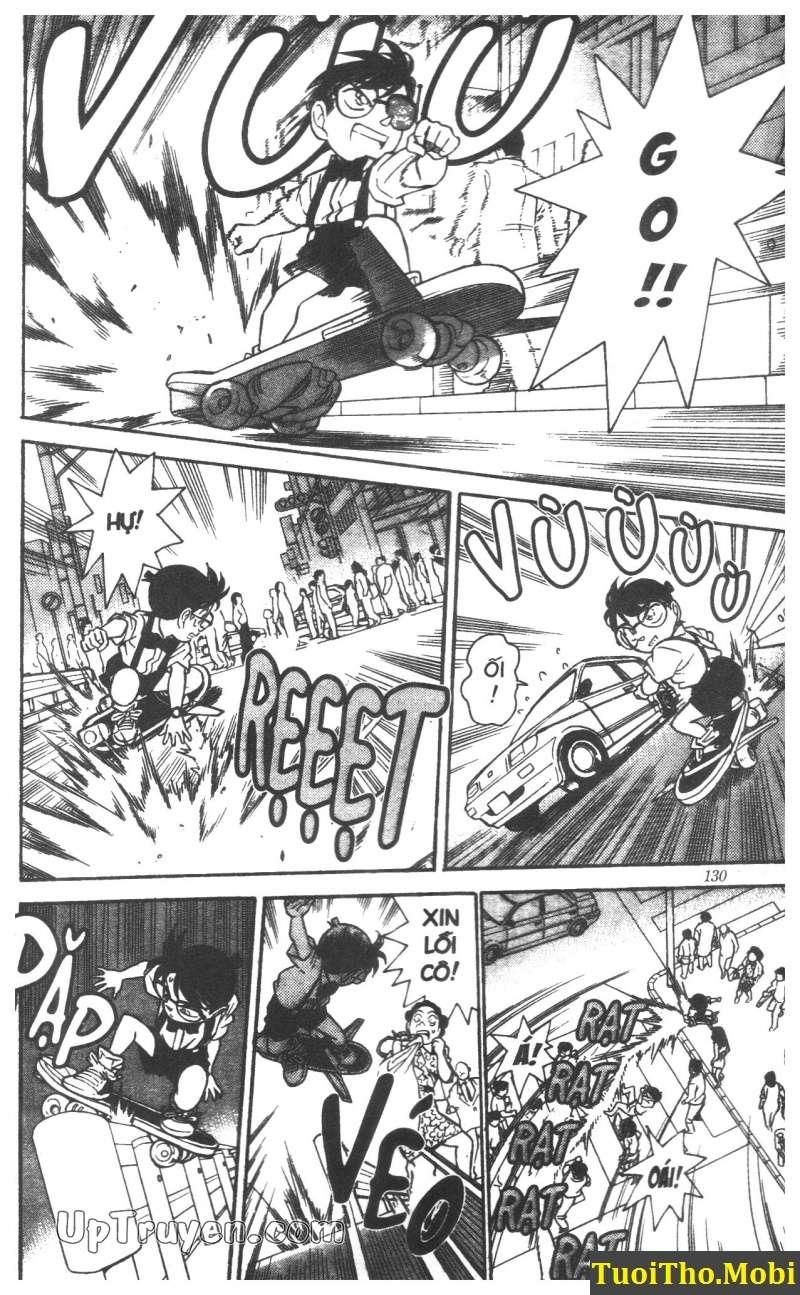 đọc truyện Conan bộ đặc biệt chap 7 trang 8