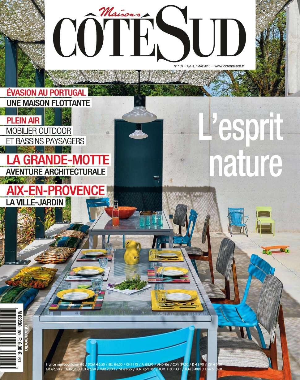 Maisons Côté Sud 159 - Avril/Mai 2016