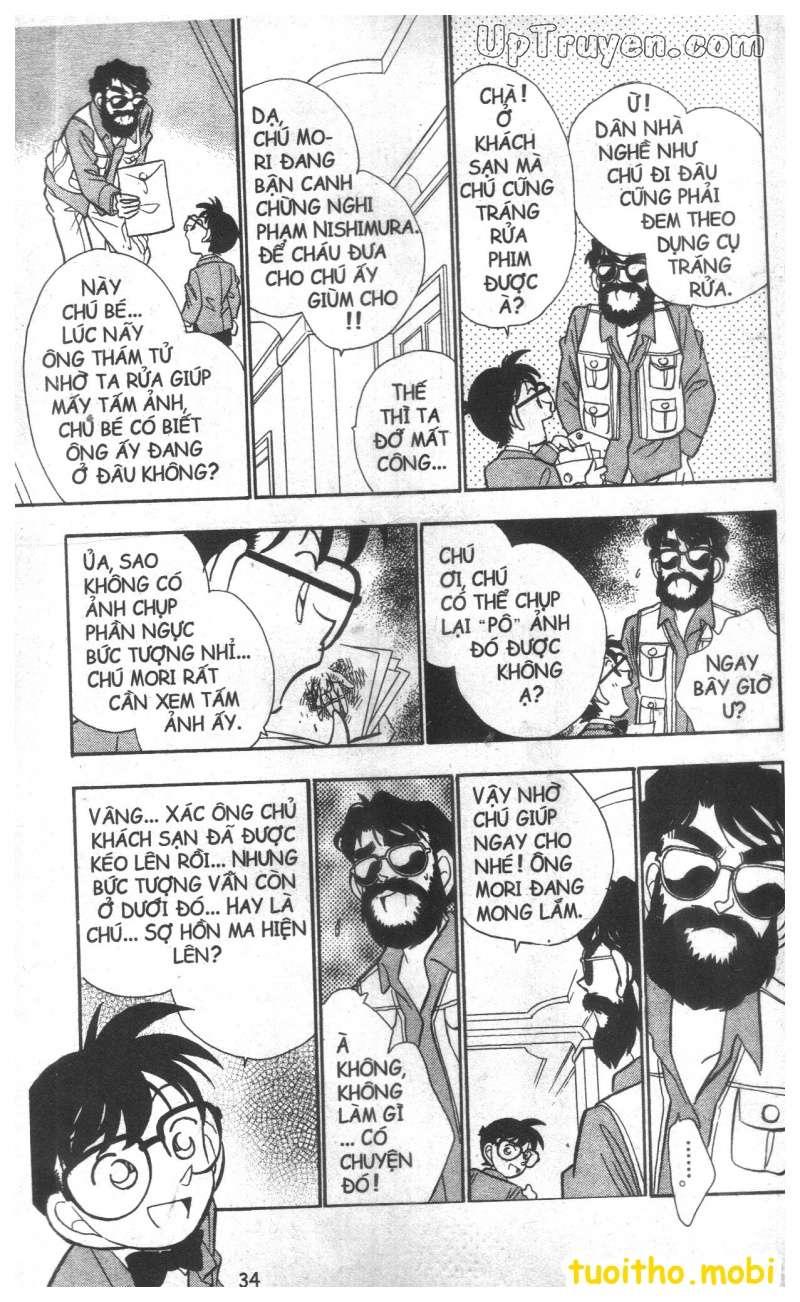 đọc truyện Conan bộ đặc biệt chap 19 trang 13