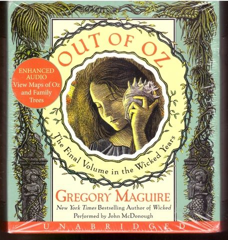 Out of Oz (Wicked Years), Maguire, Gregory