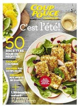 Coup de Pouce - Hors-series - Salades et recettes d'ete 2016