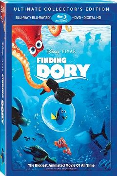 Kayıp Balık Dori - 2016 3D BluRay 1080p Half-SBS DuaL MKV indir