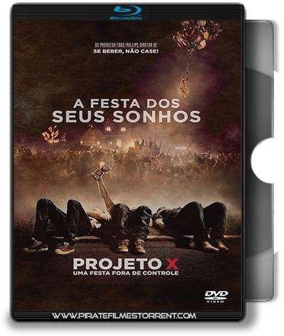 Projeto X - Uma Festa Fora De Controle - Blu-ray Rip 1080p