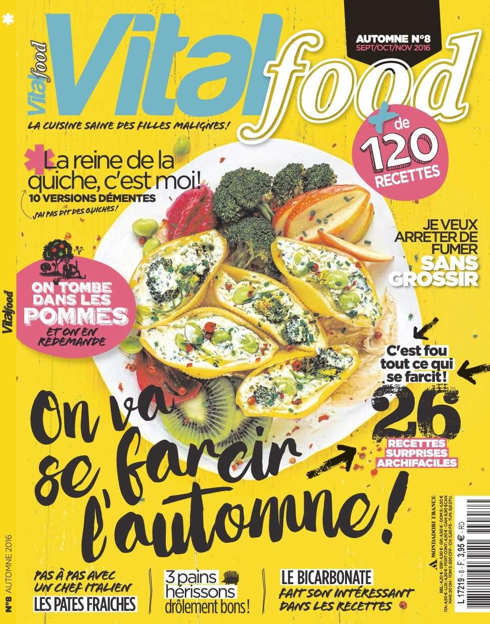 Vital Food 8 - Automne 2016