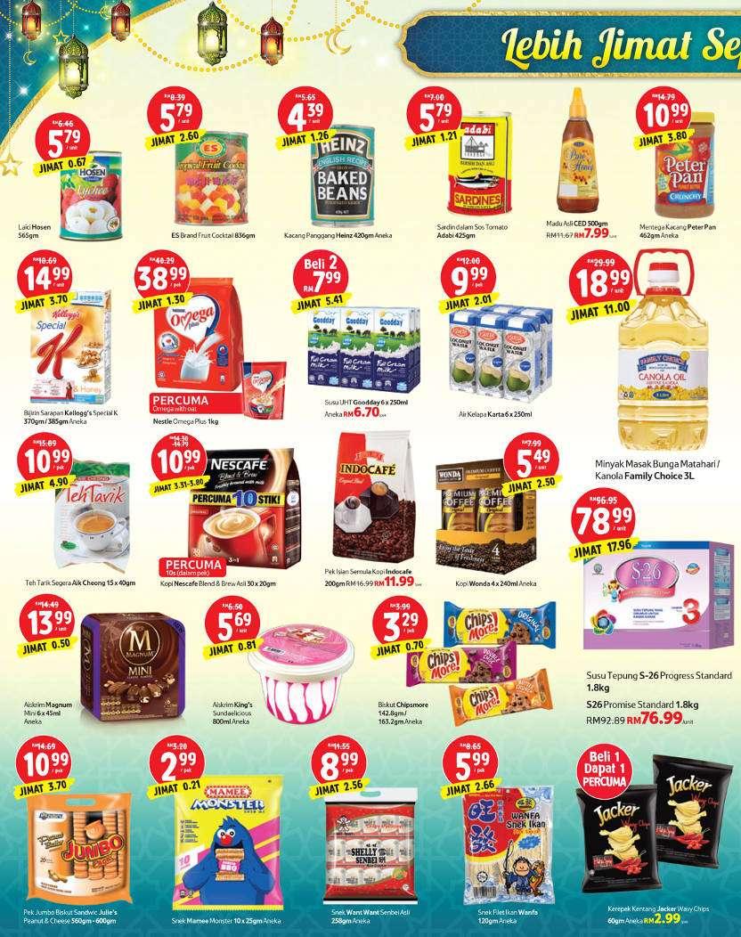 Tesco Malaysia Weekly Catalogue (29 June 2017 - 5 July 2017)