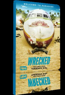 Wrecked - Stagione  (2017) [10/10] .mkv HDTVMux ITA ENG