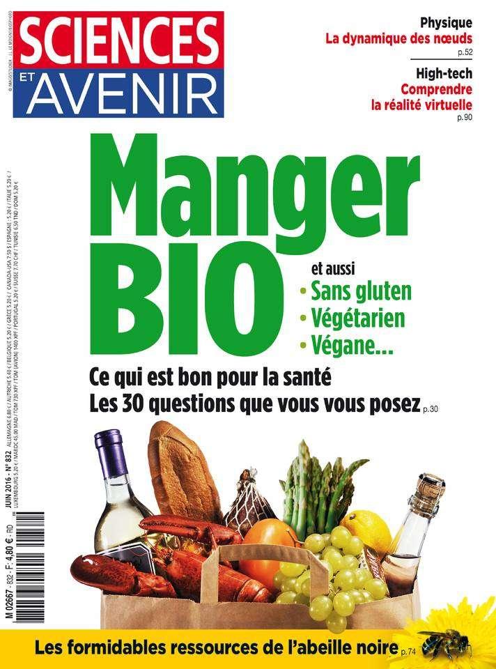Sciences et Avenir - Juin 2016