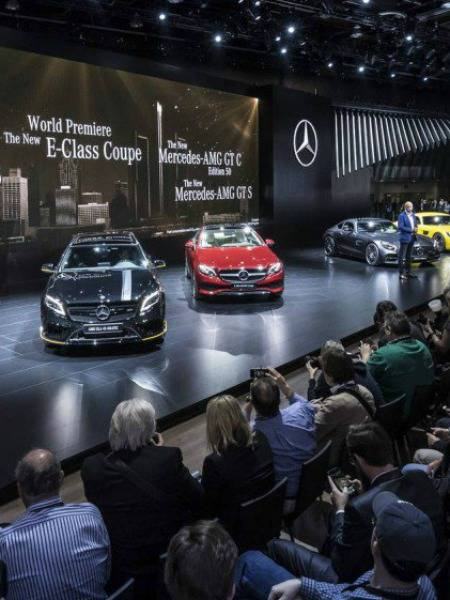 Explore The Cleveland Auto Show With MercedesBenz Of Akron - Auto show tickets price