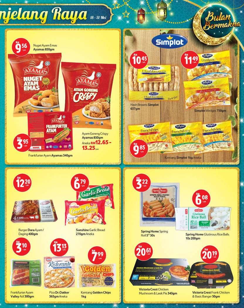 Tesco Malaysia Weekly Catalogue (18 May 2017 - 24 May 2017)