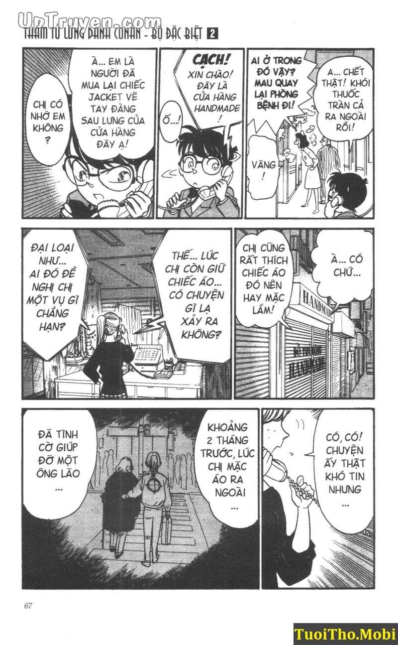 đọc truyện Conan bộ đặc biệt chap 12 trang 11