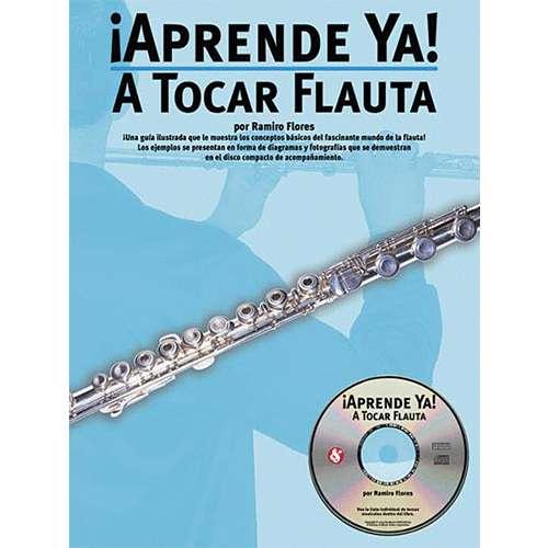 Music Sales America - Aprende Ya! A Tocar La Flauta Mod.HL14001992