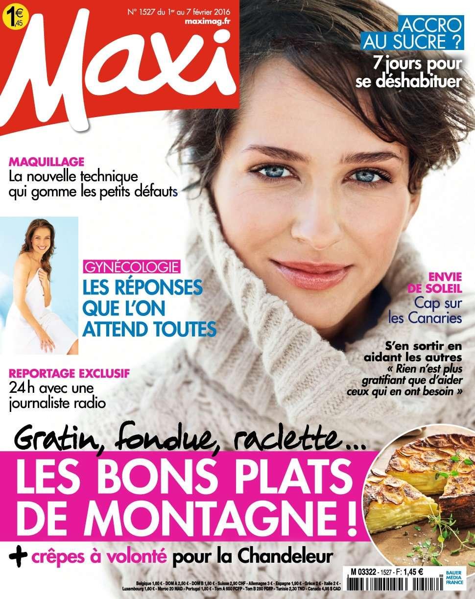 Maxi 1527 - Du 1 au 7 Fevrier 2016