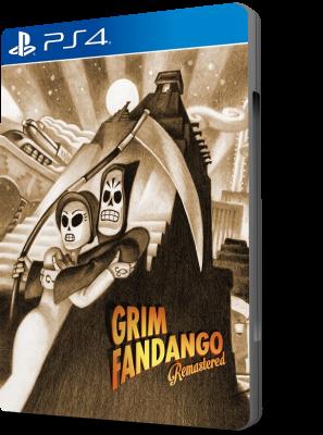 [PS4] Grim Fandango Remastered (2015) - FULL ITA