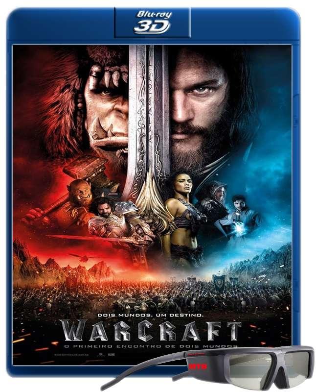 Warcraft: O Primeiro Encontro de Dois Mundos 3D
