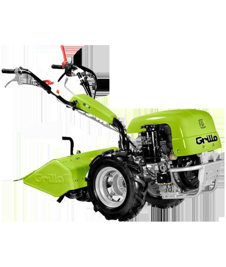 Motocultor Certificado Ecomaqmx By Grillo Motor Diesel 11hp