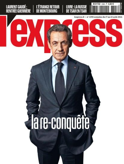 L'Express - 17 au 23 Août 2016